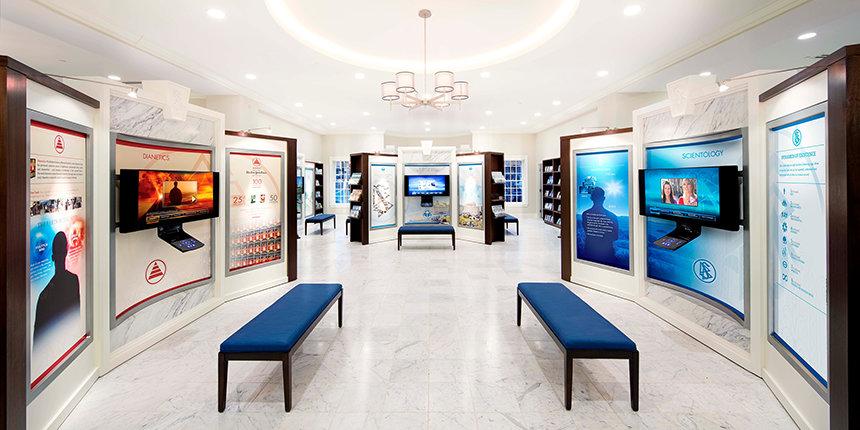 Scientologické informační centrum pro veřejnost – SCIENTOLOGY PUBLIC INFORMATION CENTER