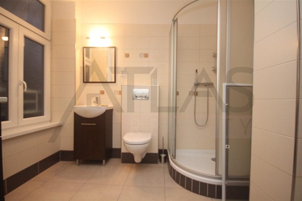 koupelna  - Pronájem bytu 3+kk Praha 2 Vinohrady, Chodská