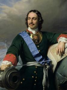 Petr Veliký - Rozmach Ruska v 18. století