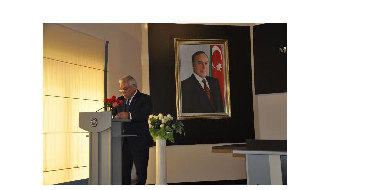 Ekonomický růst v této oblasti Ázerbájdžánu činil více než 20%