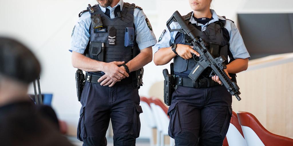 Australská federální policie (AFP)