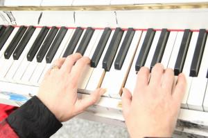 popularizace hudby a folkloru Blízkého východu
