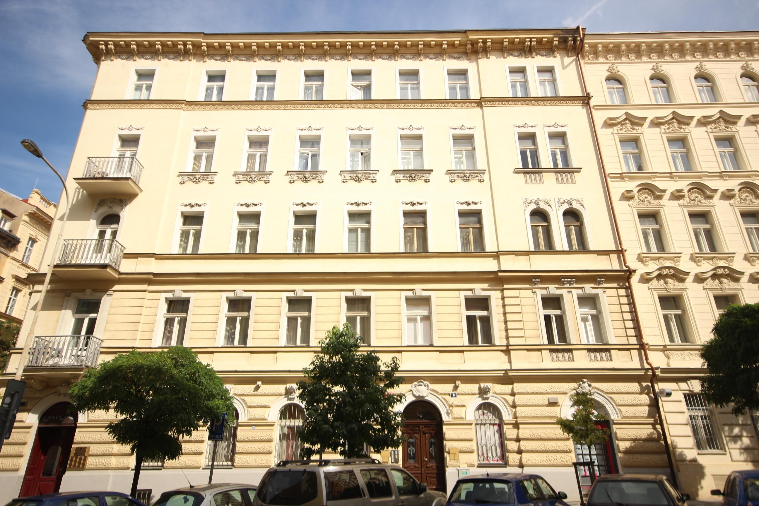 Společenství vlastníků Vinohradská 1368, Praha 2