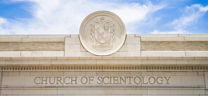 Scientologické Informační centrum v Clearwateru Florida