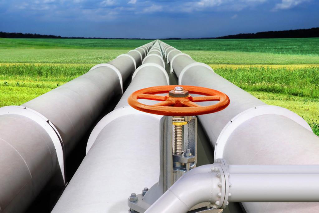 Stavba plynovodu TAP byla dokončena