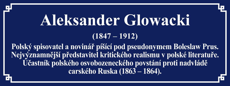 Aleksander Glowacki (1847–1912)