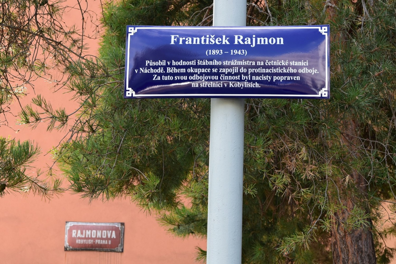 František Rajmon (1893–1943)