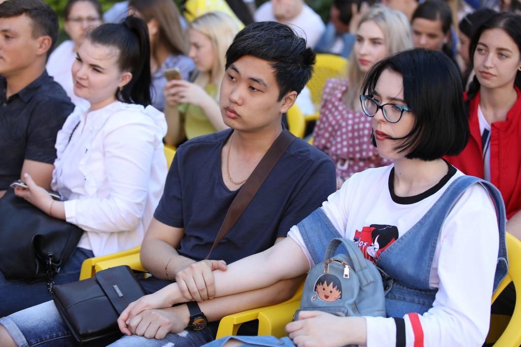 V oblasti Stavropol vstoupilo na Agrární univerzitu 973 studentů 2