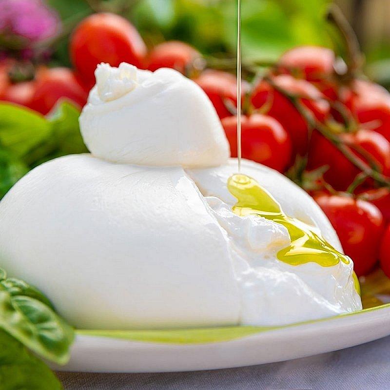Zemědělské produkty vyrobené v Itálii
