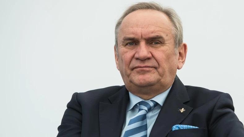 prezident Polského olympijského výboru Andrzej Krasnicki