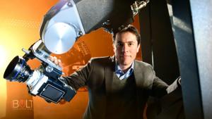 Assaff Rawner - Robotic Camera Company CEO
