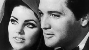 Priscilla a Elvis Presley