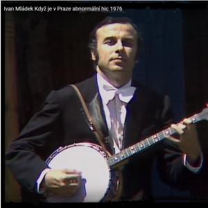Ivan Mládek - český hudebník a banjobanista