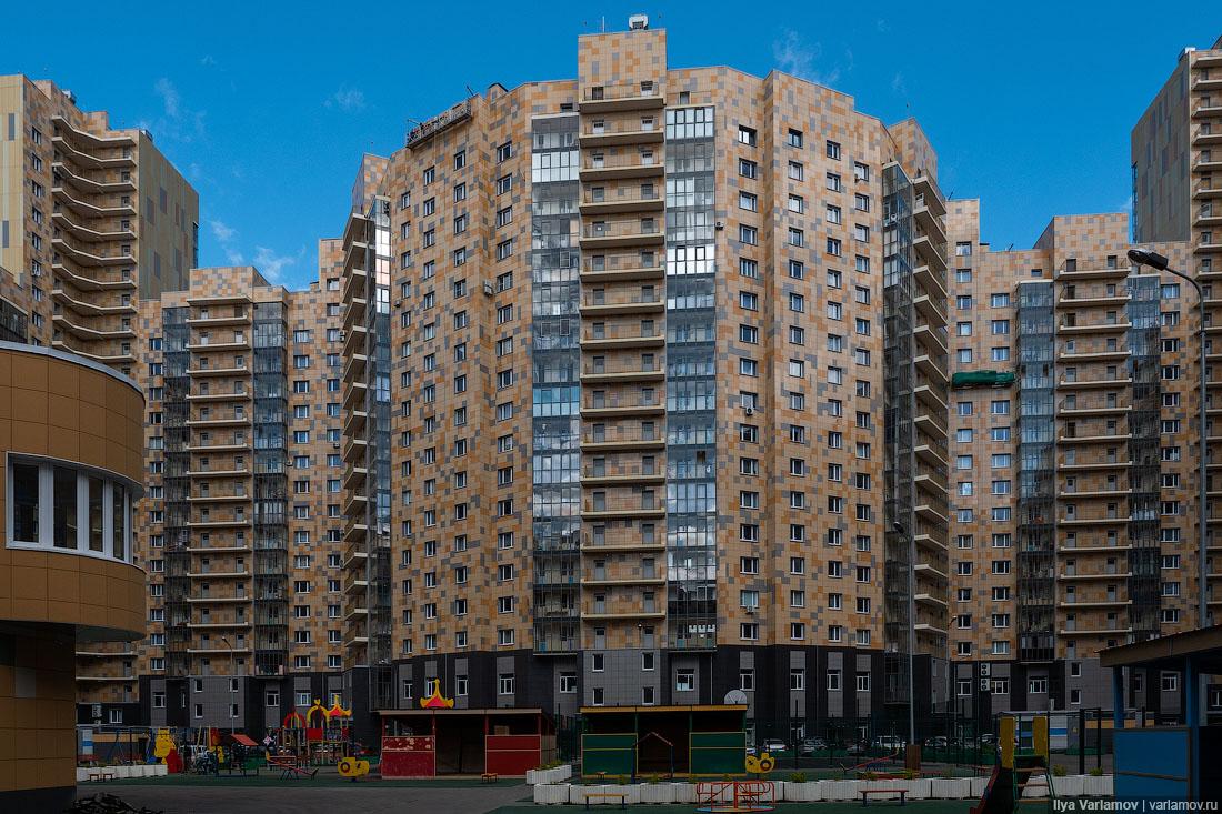 """Kazaň - rezidenční megakomplex """"Vítězství"""" 3"""