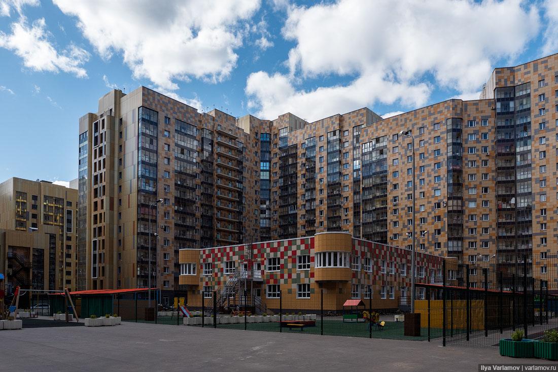 """Kazaň - rezidenční megakomplex """"Vítězství"""" 4"""