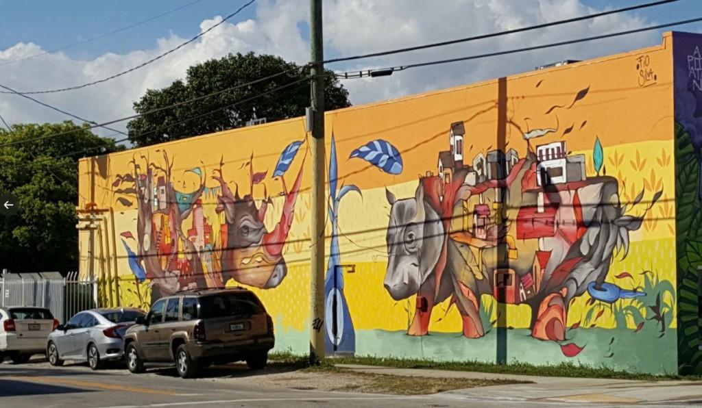 Informace o Miami