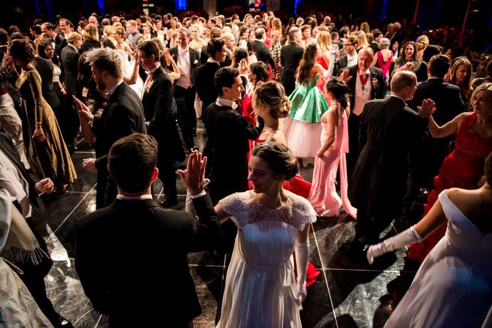61. Vídeňský ples v New Yorku