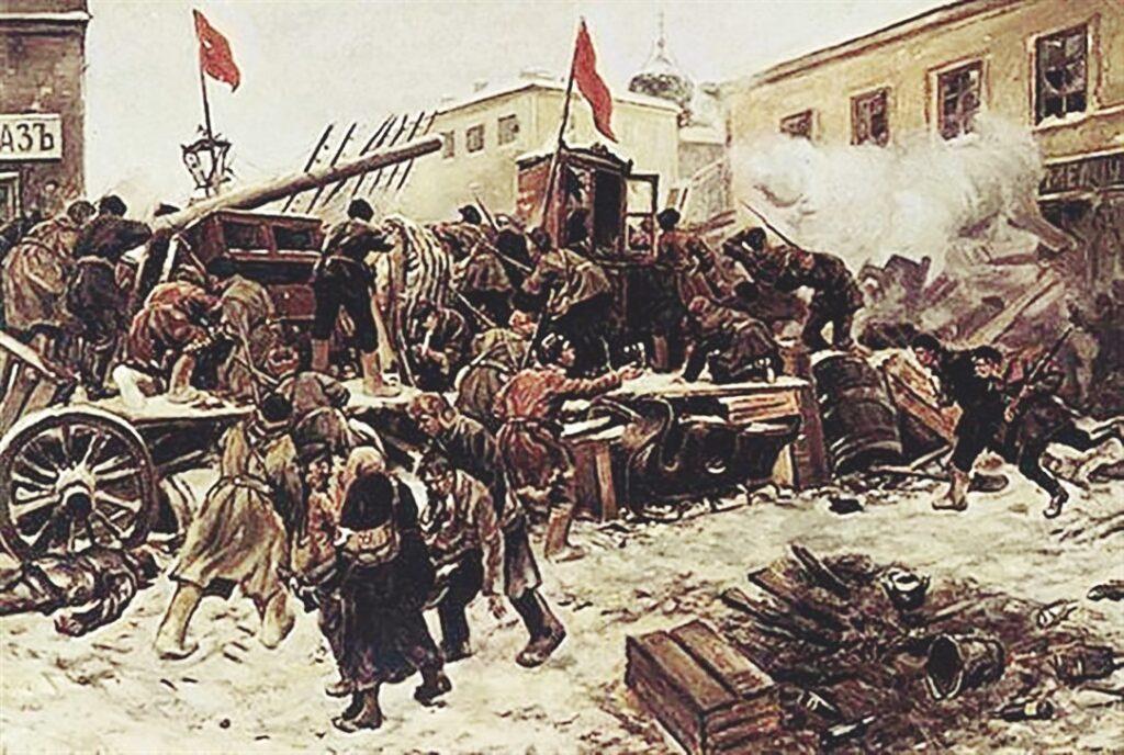 Ruská revoluce a občanská válka