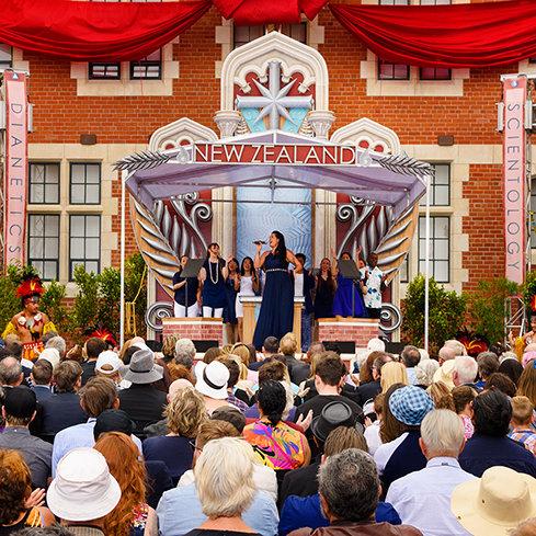 Scientologická církev na Novém Zélandu