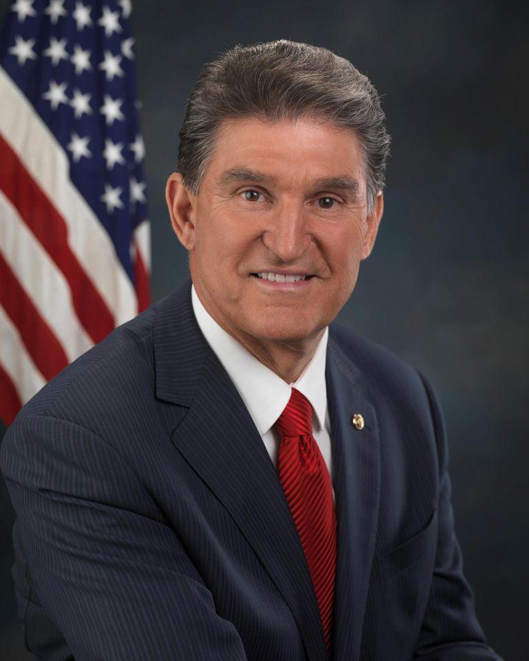 senátor Joe Manchin